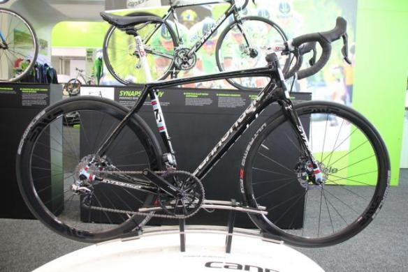 Cannondale Synapse Disc 1