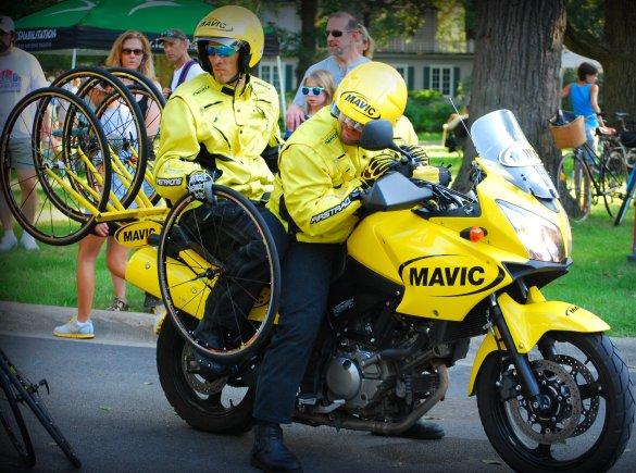 Moto Mavic