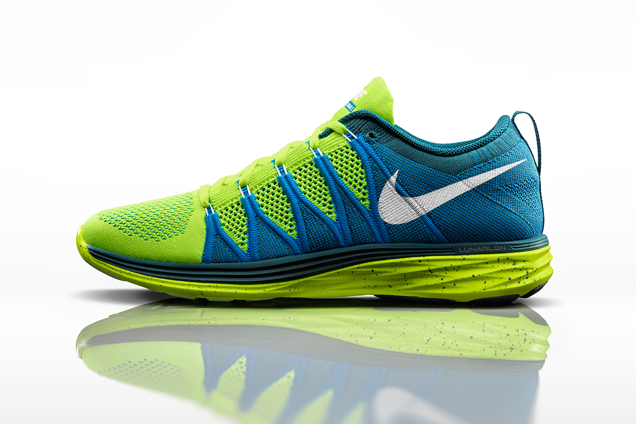 Lo nuevo de Nike: Flyknit Lunar 2. - Triatloners