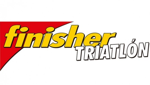 Logo Finisher Triatlón