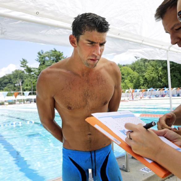 Michael Phelps 4