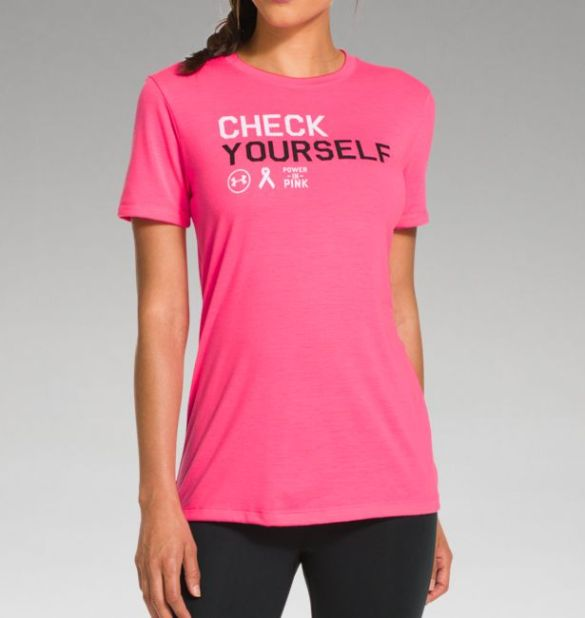 Under Armour Pink