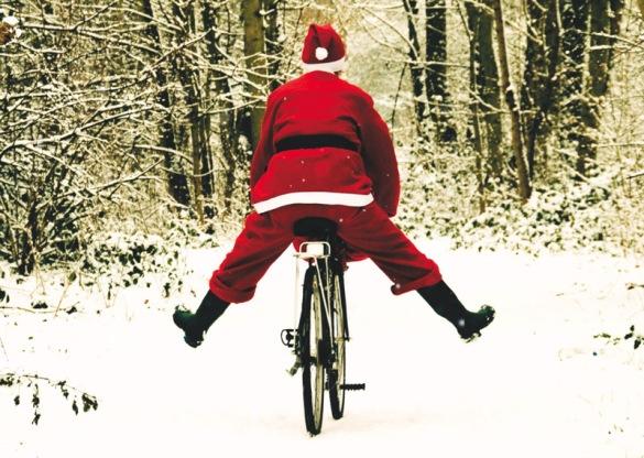 papa-noel-en-bicicleta