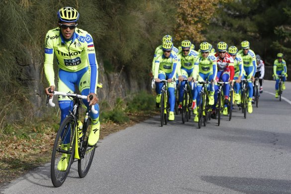 Alberto Contador 2015